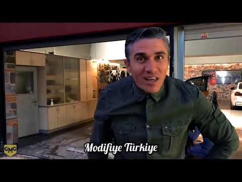 GMG Garage - Mustafa Baranlı İsyan Etti Cam Filmi Ve Modifiye Yasağına 2017