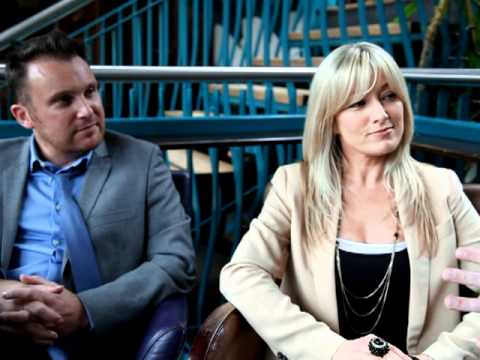 Eurovision Ireland Una Gibney & David Shannon Interview Part 3 of 3 - 20 Feb 2012