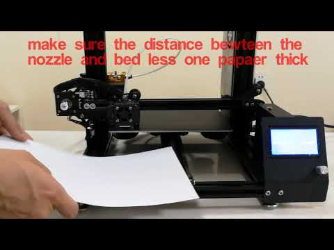 ADIMLab Gantry-S Part 12: LCD control and manual level - YouTube