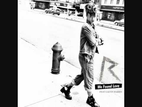Rihanna ft. Calvin Harris- We Found Love (ID Remix)