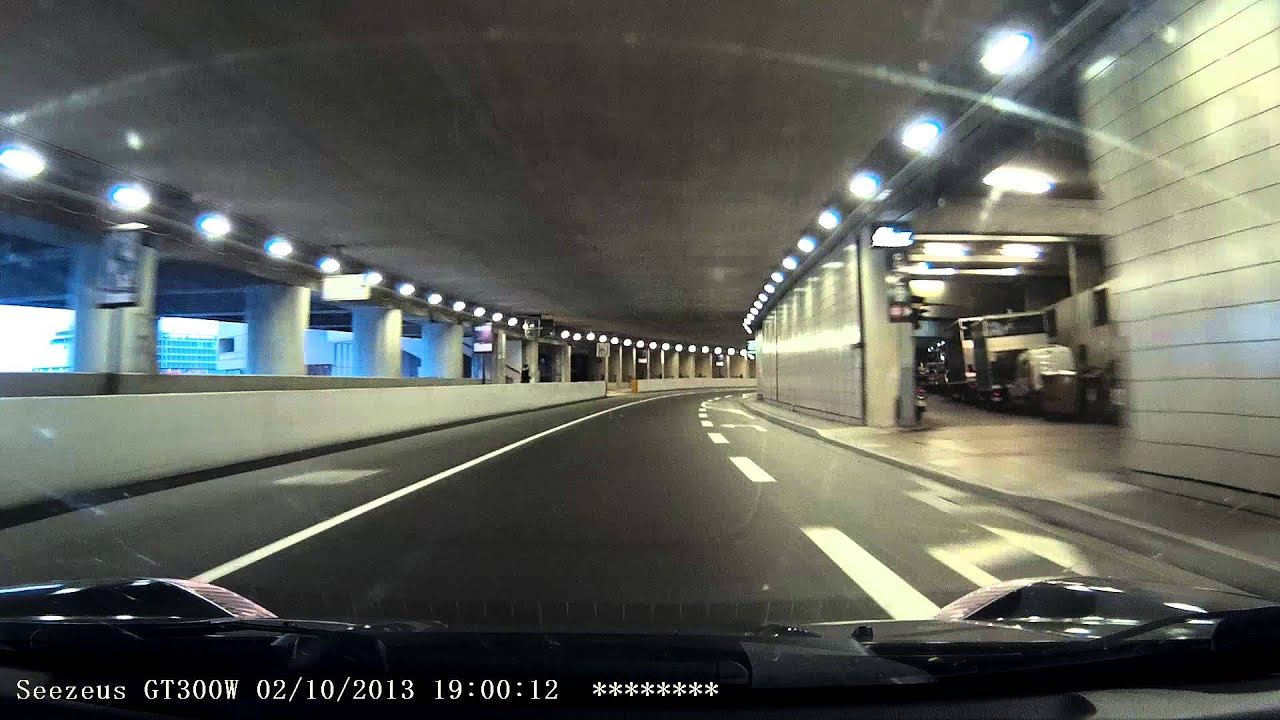 All Car Wallpapers Hd Monte Carlo F1 Tunnel Drive Through Youtube