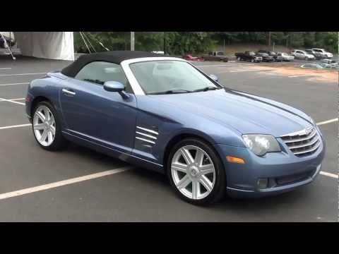 Chrysler Crossfire Used Car Franklin Oh Mid Towne Auto Center