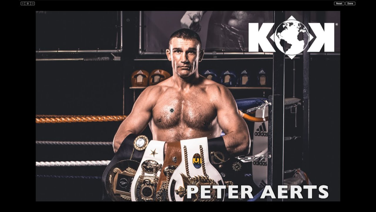 K-1 LEGED 👉PETER AERTS ❗️