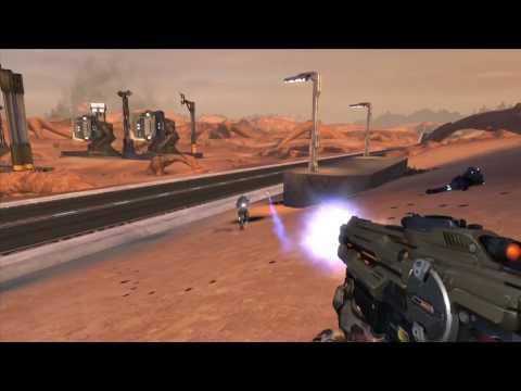 Section 8 - E3 2009: Frag-Fest Gameplay | HD