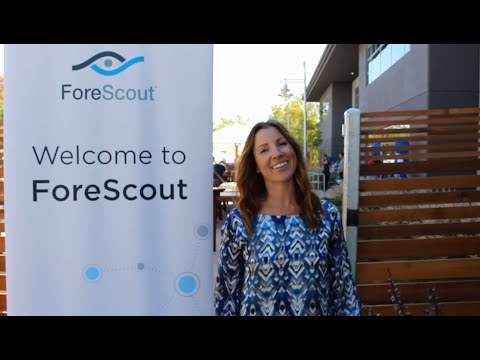 ForeScout New Hire Welcome BBQ