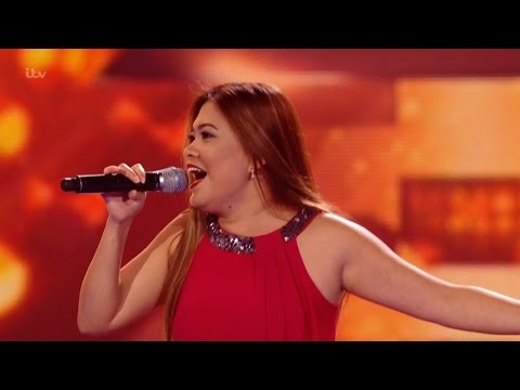 The X Factor UK 2015 S12E12 6 Chair Challenge - Overs - Neneth Lyons Full Clip