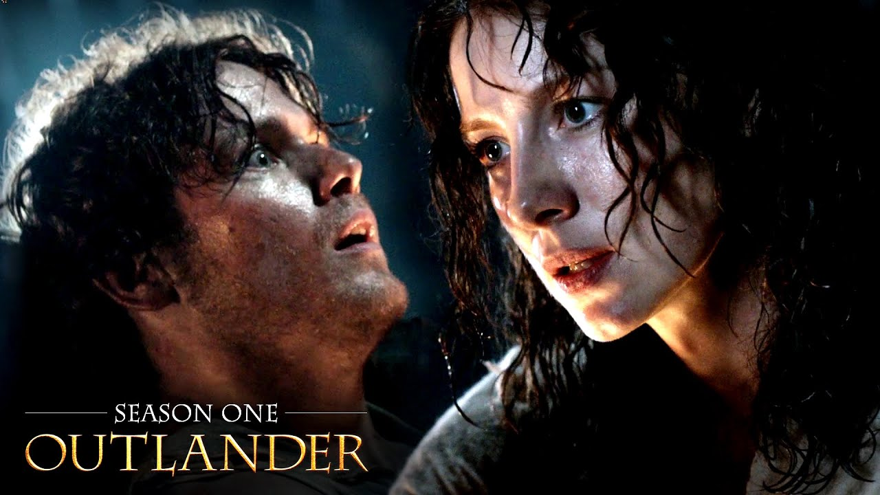 Download The Moment Claire Met Jamie Fraser | Outlander