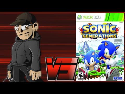 Johnny vs. Sonic Generations