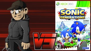 Johnny vs. Sonic Generations