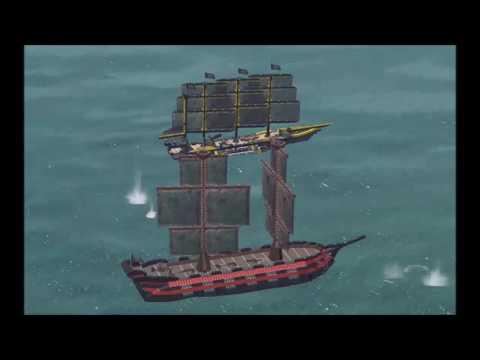 Age of Sail Tournament Episode 10: GoldenDarknessFleet vs QueenAnnesBooty