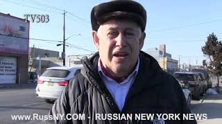 Anatoli Iasenik - Davidzon radio -  RUSSIAN NEW YORK NEWS 03 10 2019 PART 02 Video