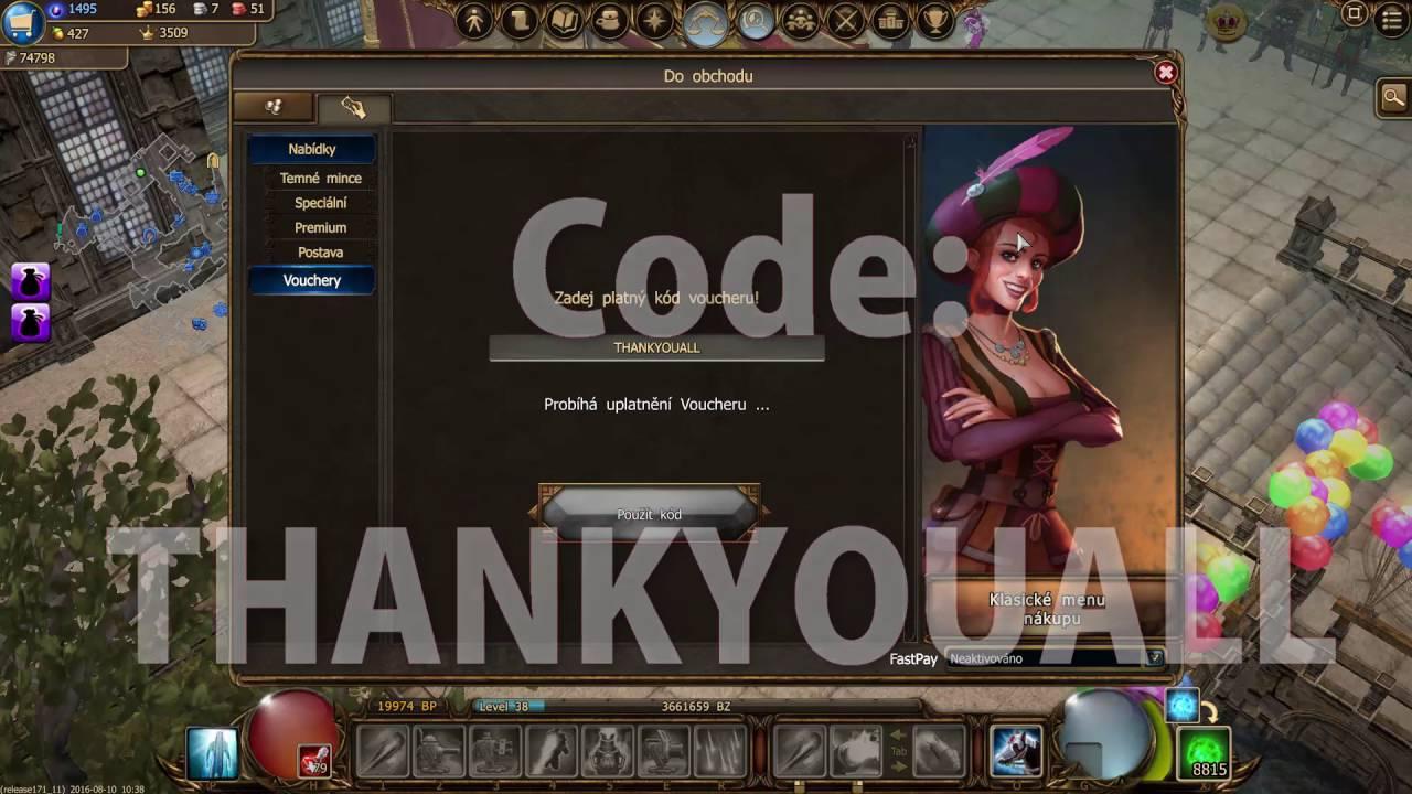 Drakensang Online Bonus Code (#20) - YouTube