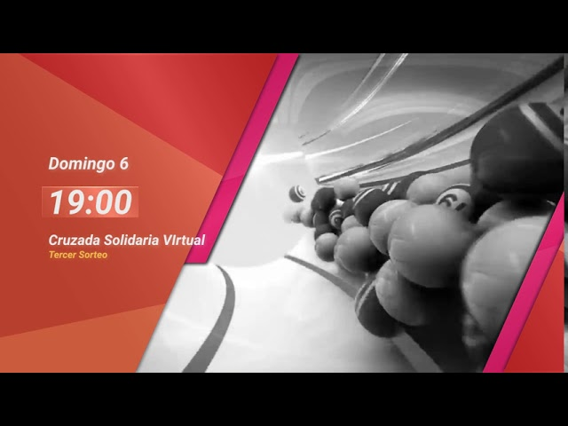 Promo Cruzada Solidaria VIrtual 6 dee septiembre