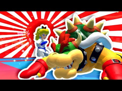 【 MARIO AND SONIC AT THE OLYMPIC GAMES: TOKYO 2020 】That's A Long Game Name | Part 1