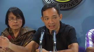Makabayan Bloc disappointed over Palace's decision on 'endo'