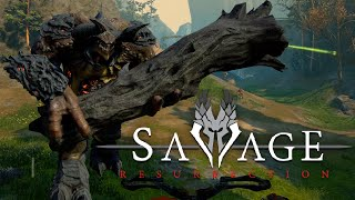 Genre Bending RTS FPS - Savage Resurrection