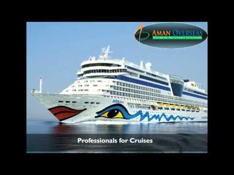 Shipping Recruitment Agency | AmanOverseas.com