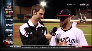 Bearcats Baseball Shenanigans Garners National Attention
