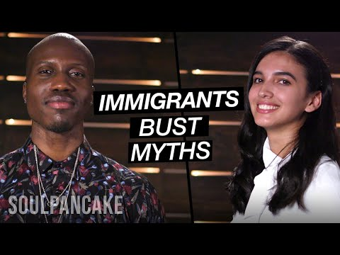 US Immigrants Bust Myths About Immigration | Truth or Myth
