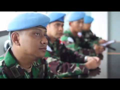 GARUDA UNTUK PERDAMAIAN DUNIA - Documentary of Indonesian UN Defences Forces