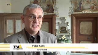In die Jahre gekommen: Das Pfarrhaus in Zaisertshofen wird saniert