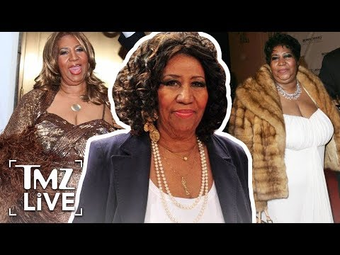 Aretha Fanklin Is Gravely Ill From Cancer | TMZ Live