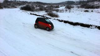 Smart fortwo test-drive 1