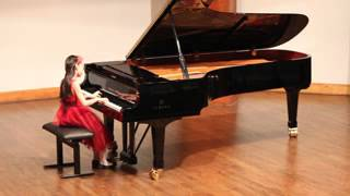 Sarah Ning - Two Part Invention No. 14, BWV 785 in B flat major by J.S. Bach