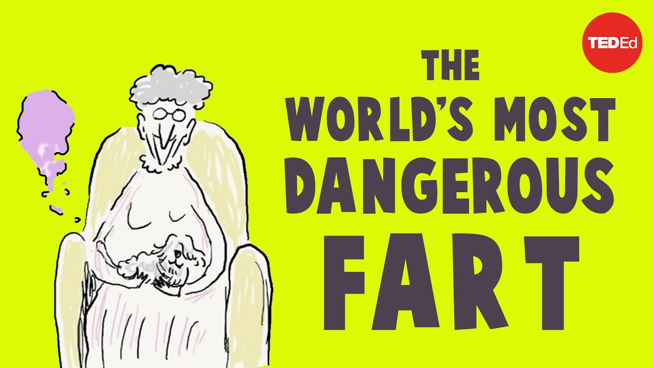 The world's most dangerous fart - Nick Caruso and Dani Rabaiotti