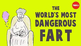 The worlds most dangerous fart - Nick Caruso and Dani Rabaiotti