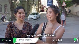 Sportsbet.io - 2018 Dünya Kupası İstanbul Röportajı