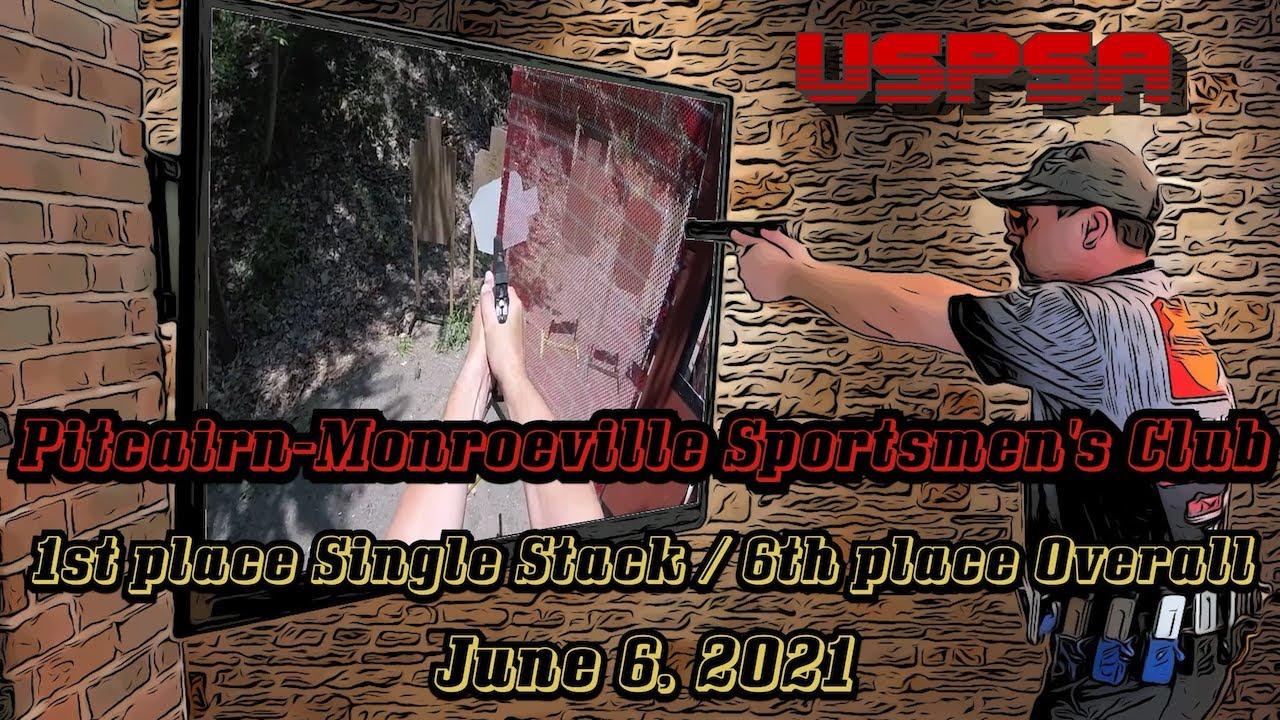 USPSA @ PMSC - June 2021 - Single Stack