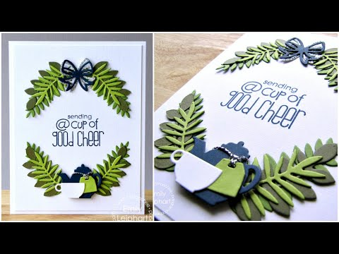 {Paper Smooches} Winter/Holiday Coffee Lovers Blog Hop