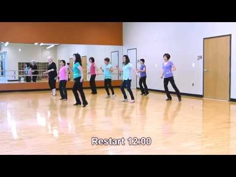 That's the Only Way - Line Dance (Dance & Teach)