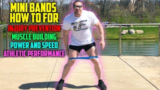 Before You Use Mini-Bands or Hip-Circles - WATCH THIS!