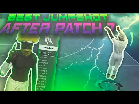 *NEW* BEST JUMPSHOT AFTER PATCH 7 in NBA 2K19 FOR EVERY ARCHETYPE BUILD! BEST DRIBBLE MOVES!*ANKLES*