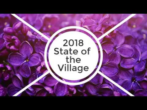 2018 State of the Village Address