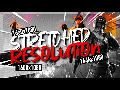 FORTNITE RISOLUZIONE STRETCHATA IN SEASON X ? + FPS BOOST PACK - stretched  resolution fps boost