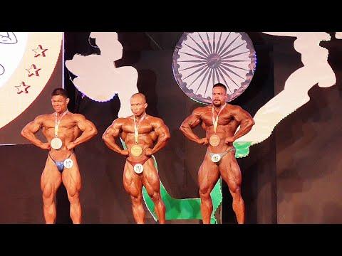 75 & 85 Kg Men's Bodybuilding IFBB Diamond Cup India 2019॥Vlogyvishal