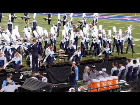 "Keller High School Marching Band (Keller, TX)--2016 show, ""Ascend"""