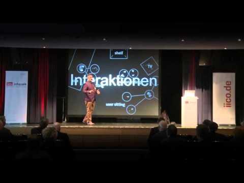 Zukunft Big Data: Vortrag von Klaas Bollhöfer | *um auf der iico 2014