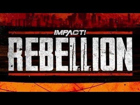 Download Impact Wrestling REBELLION VLOG (FULL SHOW)