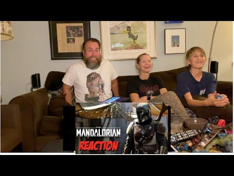 The Mandalorian - Official Trailer 2 Disney+ Streaming Nov. 12 REACTION!!!!!!