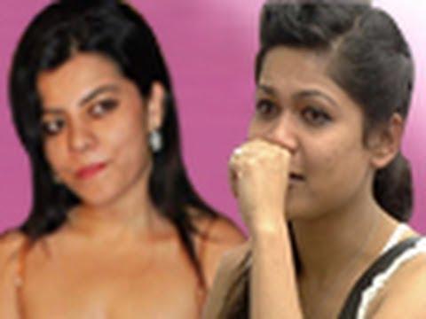 Bigg Boss 5 Shraddha Sharma and Nihita Biswas CATFIGHT