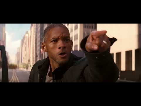 Download I AM LEGEND (will smith)  best moment with his dog