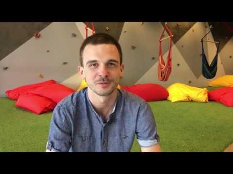 Rafał - wykładowca full-stack w Coders Lab #uczprogramowania