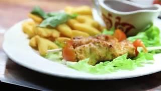 Кухни ресторанов Москвы.  Холодильное оборудование POLAIR