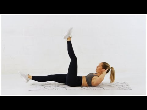 Week 8 Day 2 // No Repeat HIIT Workout! FULL BODY HIIT + ABS