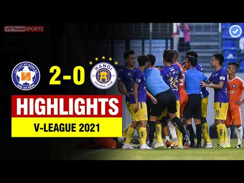 Da Nang Hanoi FC Goals And Highlights