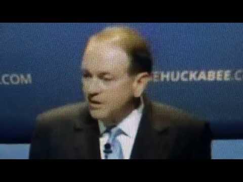 Mike Huckabee Announces His Run For President 2016